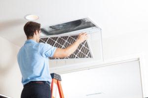 Air duct clean